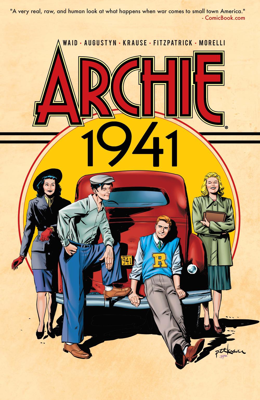 Archie 1941 Tp Archie Comics