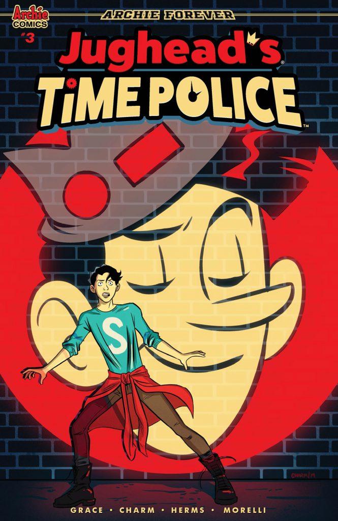 it u0026 39 s jughead vs  jughead in jughead u0026 39 s time police  3