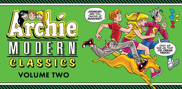 Archie Modern Classics!