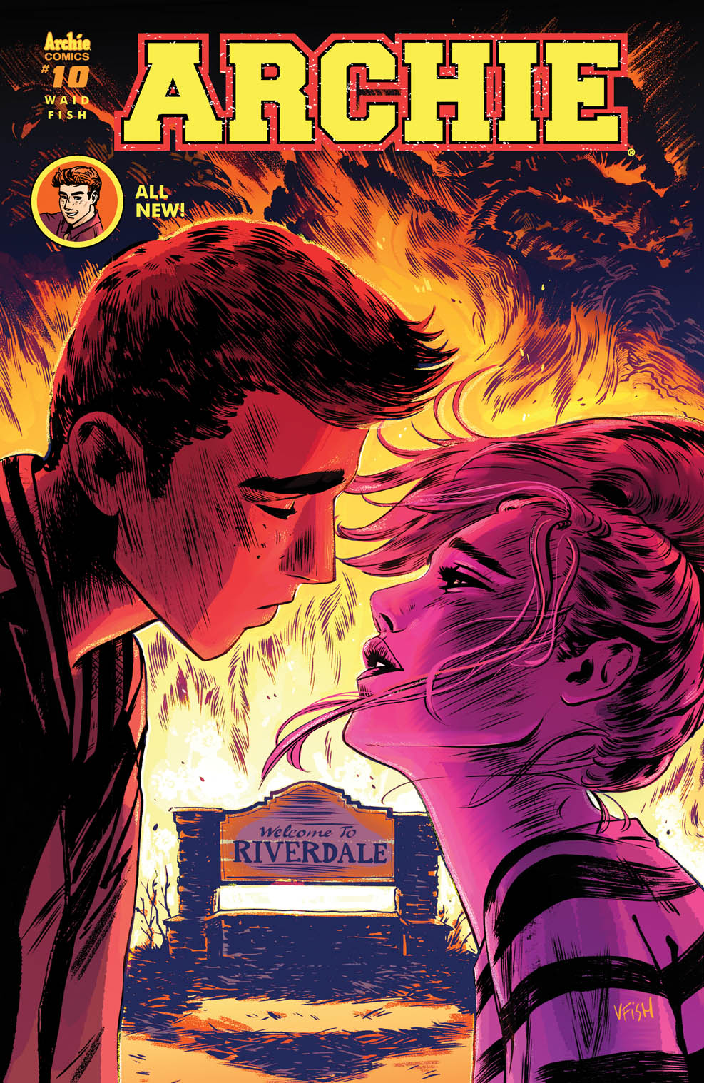 Get A Sneak Peek At The Archie Comics Solicitations For July 2016 Archie Comics