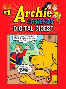 Archie & Friends Digital Digest #1 - Archie Unlimited