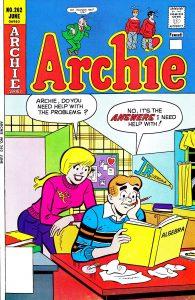 Archie #262 - Archie Unlimited