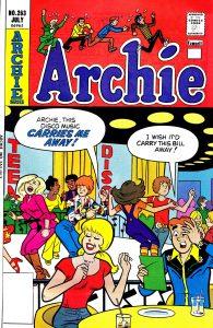 Archie #263 - Archie Unlimited