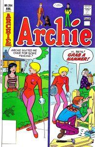Archie #264 - Archie Unlimited