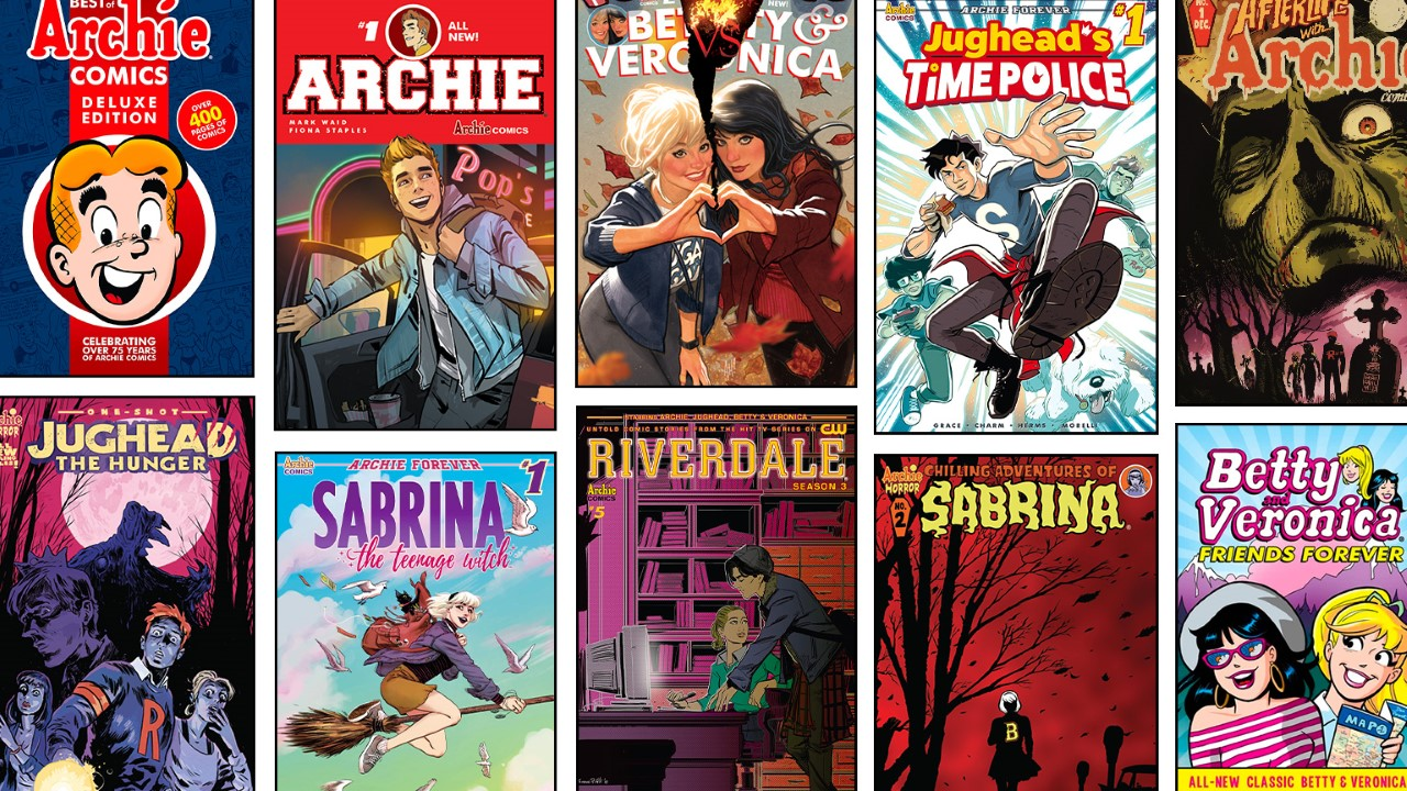 Frequently Asked Questions Archie Comics