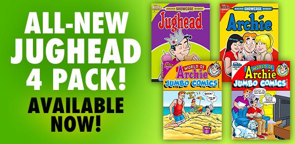 Jughead 4 Pack