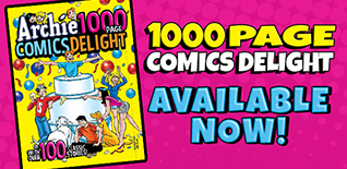 1000 Page Comics Delight