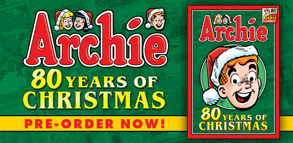 Archie 80 Years of Christmas!